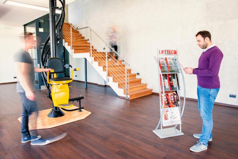 LiftTec-Showroom-Überblick