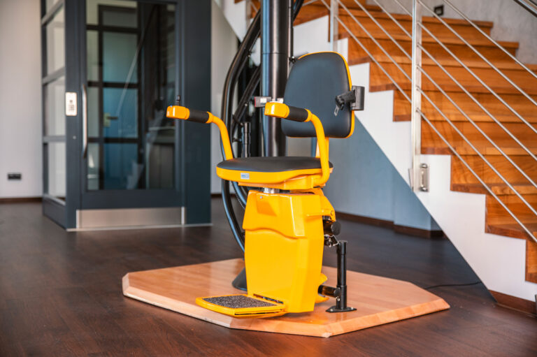 LiftTec-Showroom-Treppensitzlift