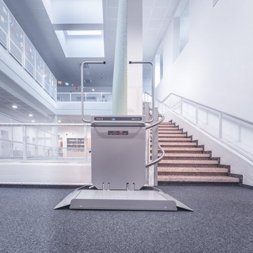 Einbaubeispiele Treppenlfit LiftTec
